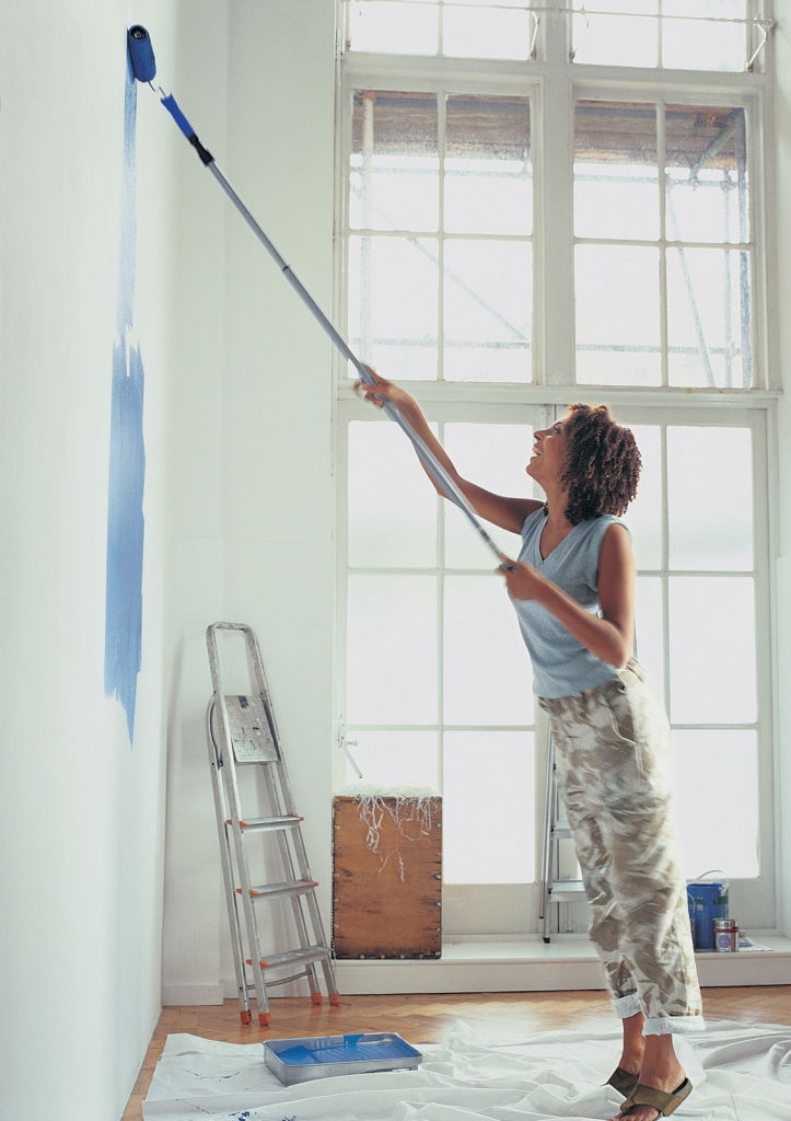 Renters Insurance - decorating rental rules