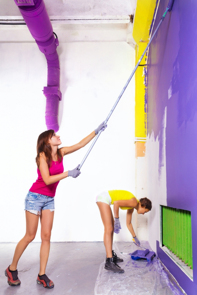 Renters Insurance - decorating rental rules